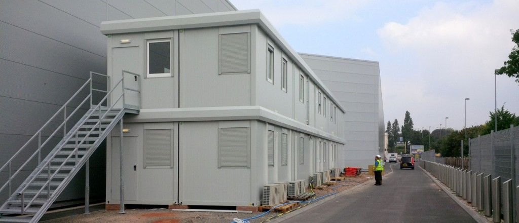 CTX office modular building
