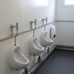 sanitary unit urinals