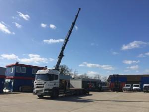SMT Crane capabilities