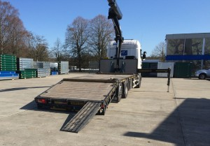 SMT Transport low loader