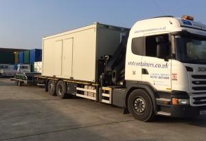 SMT Transport - new vehicle